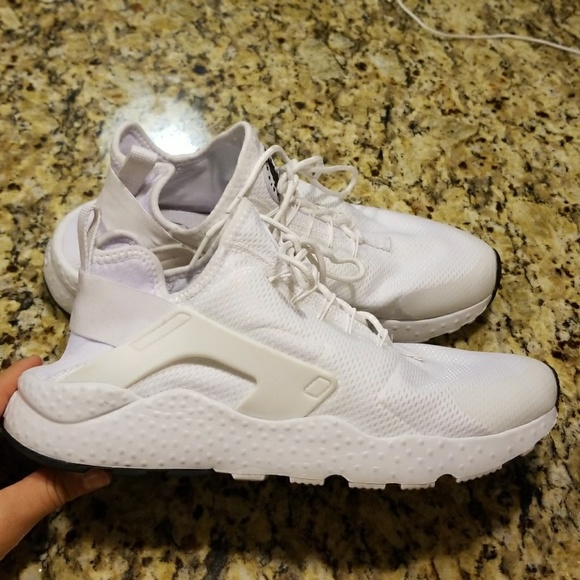 detailed look c7473 c176e WOMENS NIKE AIR HUARACHE RUN ULTRA  819151-102. M 5a88fad845b30cdbb56e05d8.  Other Shoes you may like. Nike white  aqua air max sneakers